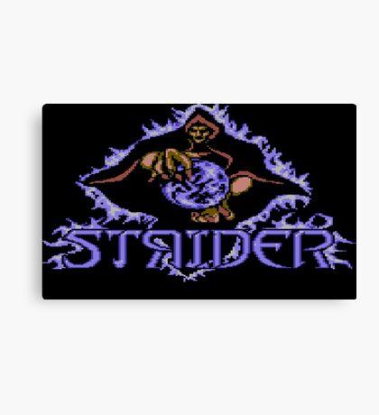 Strider Canvas Print