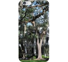 Albania Mansion in Jeanerette, St. Mary parish iPhone Case/Skin