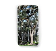 Albania Mansion in Jeanerette, St. Mary parish Samsung Galaxy Case/Skin