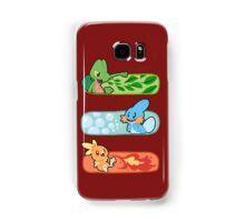 Pokemon / Hoenn Starters - Omega Ruby Samsung Galaxy Case/Skin