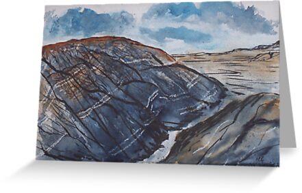 Painted Desert by derekmccrea