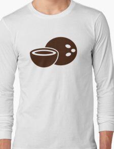 Coconut Long Sleeve T-Shirt