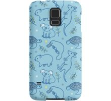 Adorable Aussie Critters - Australian Animals Samsung Galaxy Case/Skin