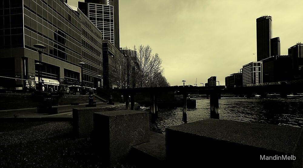 Melbourne  by MandinMelb