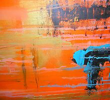 Abstract  by gillsart