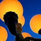 Golden Lights by kalliope94041