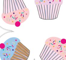 Muffins Sticker