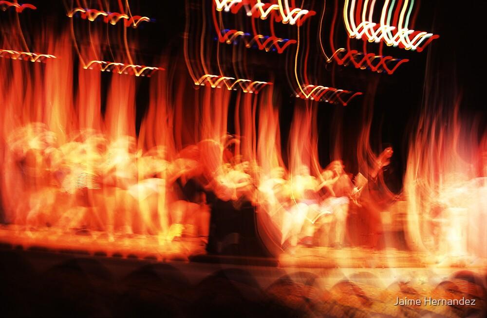 Soul Dancers by Jaime Hernandez