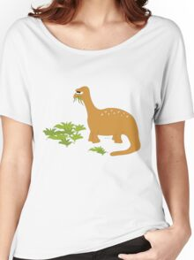 Cute dino too Women's Relaxed Fit T-Shirt