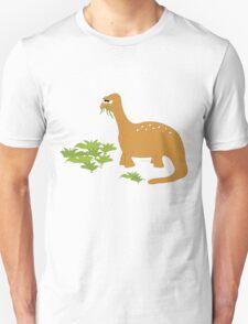 Cute dino too Unisex T-Shirt