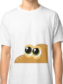 cute dino face Classic T-Shirt