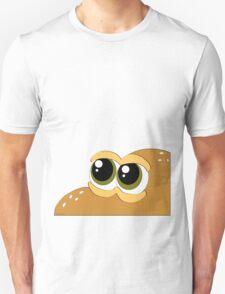 cute dino face Unisex T-Shirt