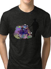 Sgt. Pepper Spray Tri-blend T-Shirt