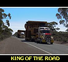 King of the Road by Daniel Fitzgerald