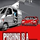 PHISHING IS A CRIMINAL OFFENCE by wonder-webb