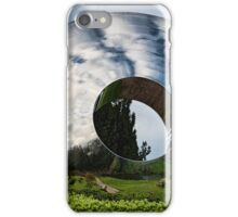Portal Sculpture iPhone Case/Skin