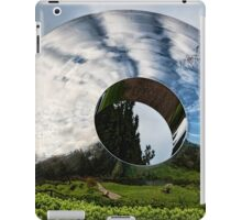 Portal Sculpture iPad Case/Skin
