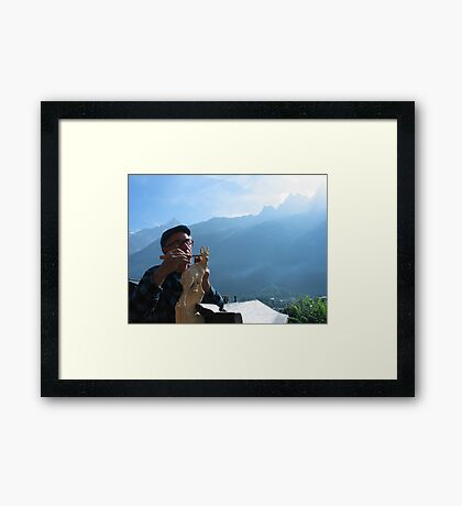 Master Artist Framed Print