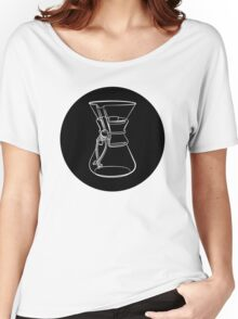 Chemex (cercle noir series) Women's Relaxed Fit T-Shirt