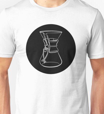Chemex (cercle noir series) Unisex T-Shirt
