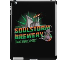 Greetings From Soulstorm brewery iPad Case/Skin
