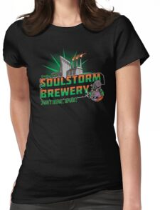 Greetings From Soulstorm brewery Womens Fitted T-Shirt