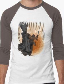 Sauron's Marshmallow Break Men's Baseball ¾ T-Shirt