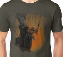Sauron's Marshmallow Break Unisex T-Shirt