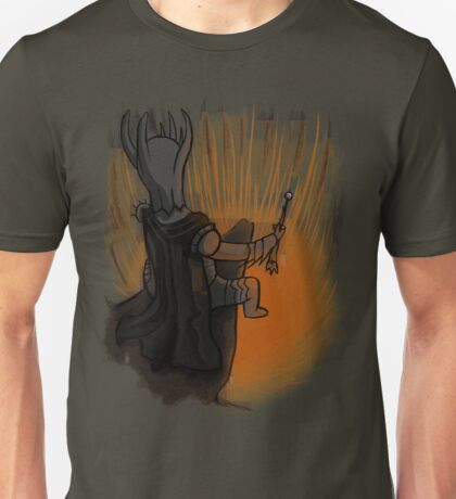 Sauron's Marshmallow Break Unisex T-Shirt