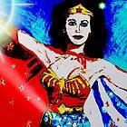 Wonderwoman by AdagioArt