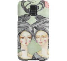 Telepathy Samsung Galaxy Case/Skin
