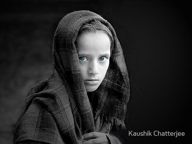 Blue Eyed by Kaushik Chatterjee