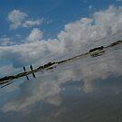 Cloud walking by Ashley Ng