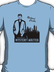 Richard Castle, Mystery Writer T-Shirt
