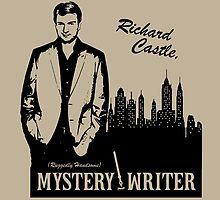 Richard Castle, Mystery Writer by Alyssa Fifer