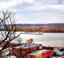 Old Man River by Nadya Johnson