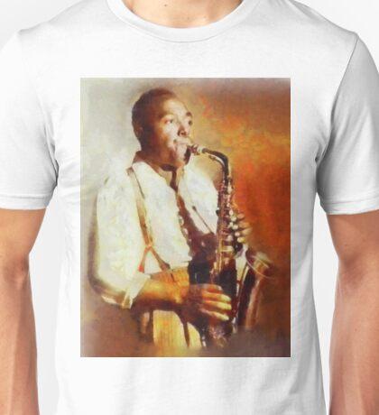 Charlie Parker, Music Legend Unisex T-Shirt