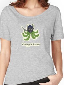Octopus Prime Women's Relaxed Fit T-Shirt