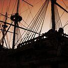 The Galleon by Nicholas Averre