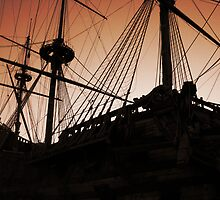 The Galleon by Nicholas Averre