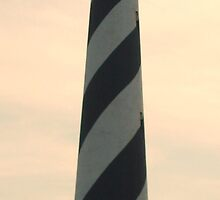 Hatteras Lighthouse by shellybeans