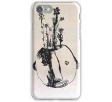head plant iPhone Case/Skin