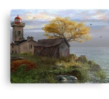 Little Island Bay Metal Print
