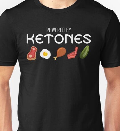 Love Keto Bring Back The Fat Unisex T-Shirt
