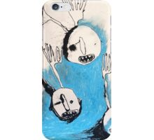 night men without bodies iPhone Case/Skin