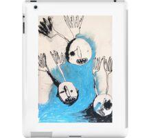 night men without bodies iPad Case/Skin