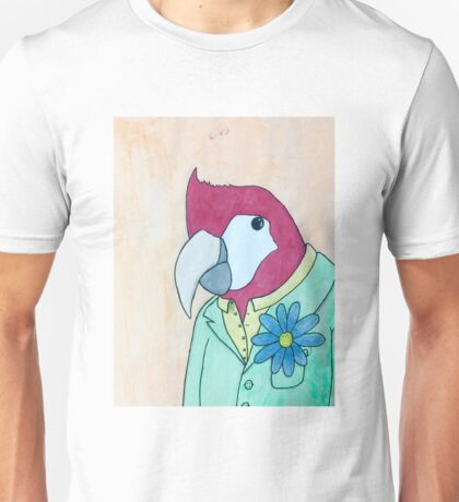 Ornithology #5 (Norman) Unisex T-Shirt