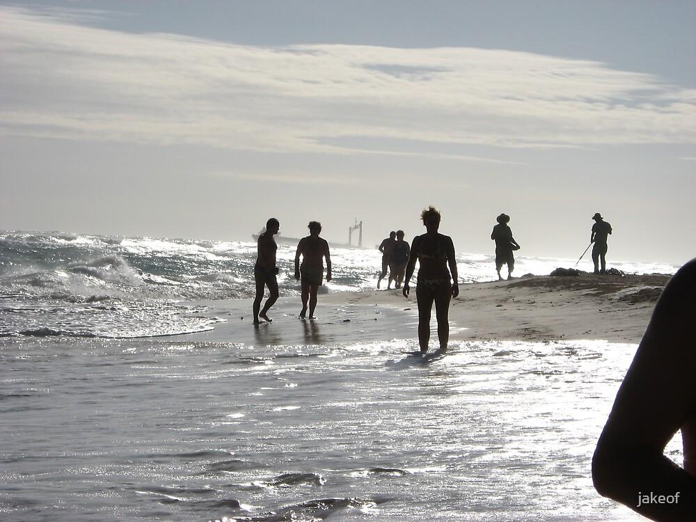 Bavaro Beach by jakeof