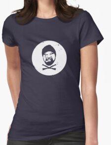 marvin + big guns Womens Fitted T-Shirt