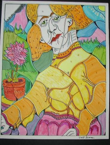 the gardener by madvlad
